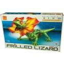 Frilled Lizard Robot