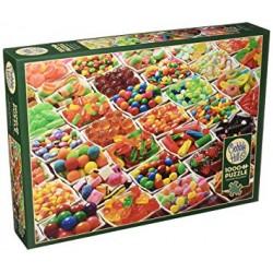 Cobble Hill 80117 - Puzzle 1000 pcs - Sugar Overload