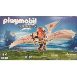 Playmobil 9342 -Nain avec deltaplane