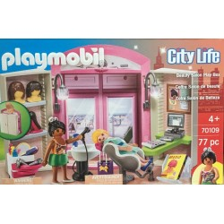 Playmobil 70109 - Coffre Salon de beauté