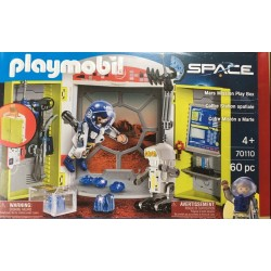 Playmobil 70110 - Coffre Station spatiale