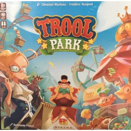 Trool Park - Ankama