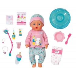Zapf creation - Baby Born - Interactive - Soft Touch
