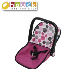 Dot Pink - Junior Car seat