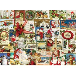 Eurographics - Vintage Christmas Cards - 0784
