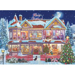 Eurographics - Getting Ready for Christmas - 0973