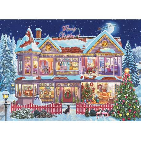 Eurographics - Getting Ready for Christmas - 0973