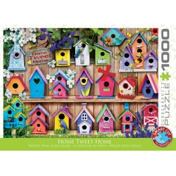 Eurographics - Bird Houses - 5328
