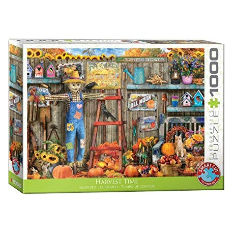 Eurographics - Harvest Time - 5448