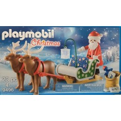 Playmobil 9496 - Santa's Sleigh with Reindeer