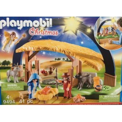 Playmobil 9494 - Illuminating Nativity Manger