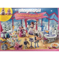 Playmobil 9485 - Advent Calendar - Christmas Ball