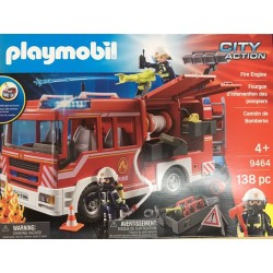 Playmobil 9464 - Fourgon d'intervention des pompiers