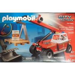 Playmobil 9465 - Fire Crane