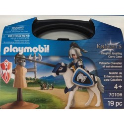 Playmobil 70106 - Knights Jousting Carry Case S