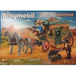 Playmobil 70013 - Diligence du Far-West