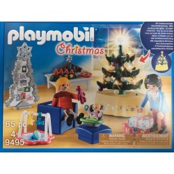 Playmobil 9495 - Christmas Living Room