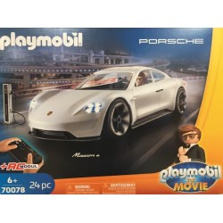 Playmobil 70075 - THE MOVIE Food Truck de Del