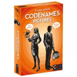 Codenames: Pictures - Czech Games Edition