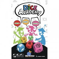Dice Academy - Blue Orange