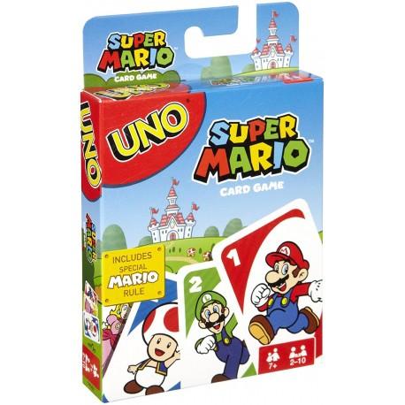 Uno - Mario Bros - Mattel