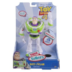 "Toy Story 4 - 7"" Talking Woody French version"