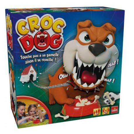Jeu Croc Dog - Goliath