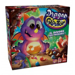 Jeu Dragon glouton - Goliath