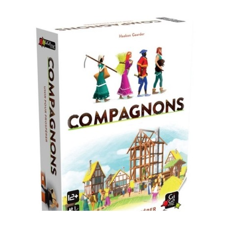 Compagnons - Gigamic