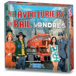 Aventuriers Du Rail Express Londres - Days of wonders