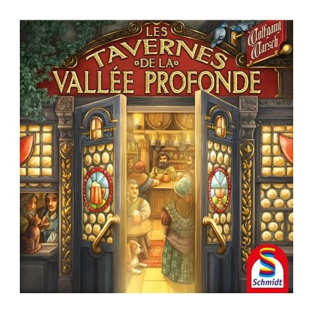 Les Tavernes de la Vallée Profonde - Schmidt