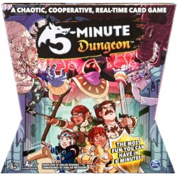 5 minute dungeon - Spin master