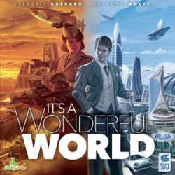 It's a Wonderful World - La boite de jeu