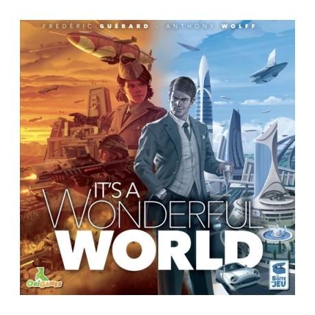 It's a Wonderful World - La boite de jeu