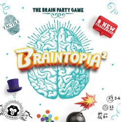 Braintopia 2 - Captain Macaque