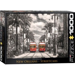 Eurographics - New Orleans Streetcars - 0659