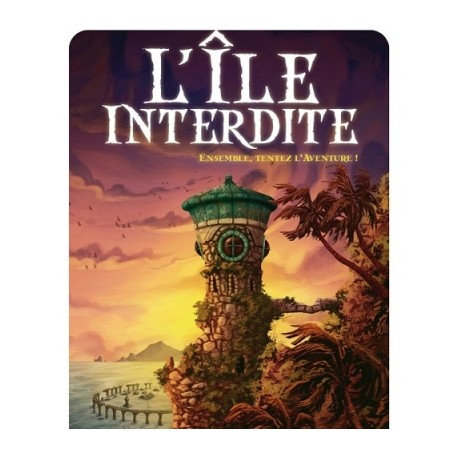 L'Île Interdite - Gamewright