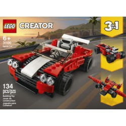 LEGO 31100 - Creator - La voiture de sport