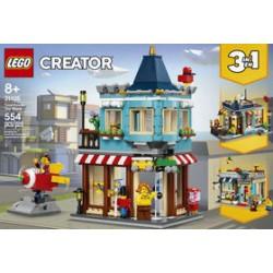 LEGO 31005 - Creator - Le magasin de jouets du centre-ville