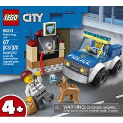 LEGO 60241 - City - Police Dog Unit