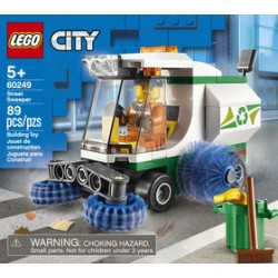 LEGO 60249 - City - Street Sweeper