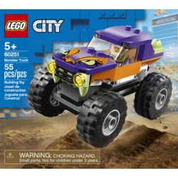 LEGO 60251 - City - Monster Truck