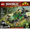 LEGO 71700 - Ninjago - Le buggy de la jungle