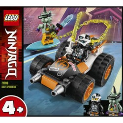 LEGO 71706 - Ninjago - Cole's Speeder Car
