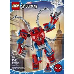 LEGO 76146 - Super Héros - Le robot de Spider-Man