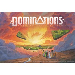 Dominations: Road to Civilization - Holy grail games