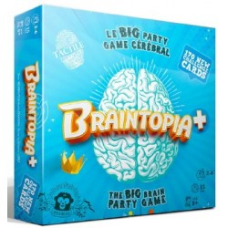 Braintopia + - Captain Macaque