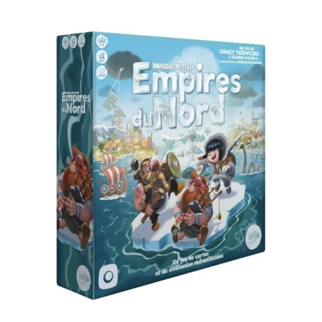 Imperial Settlers: Empires du Nord - Iello