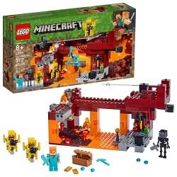 LEGO 21154 - Minecraft - Le pont de Blaze