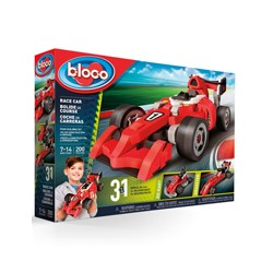 Bloco - Race car